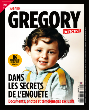 Couverture du magazine Numéro exceptionnel : Affaire Grégory
