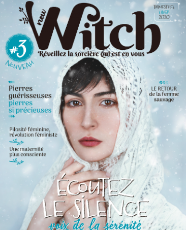 Couverture du magazine New Witch n°3