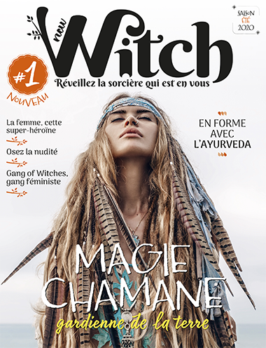 Couverture du magazine New Witch n°1