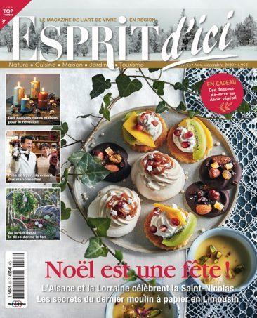 Couverture du magazine Esprit d'ici n°53