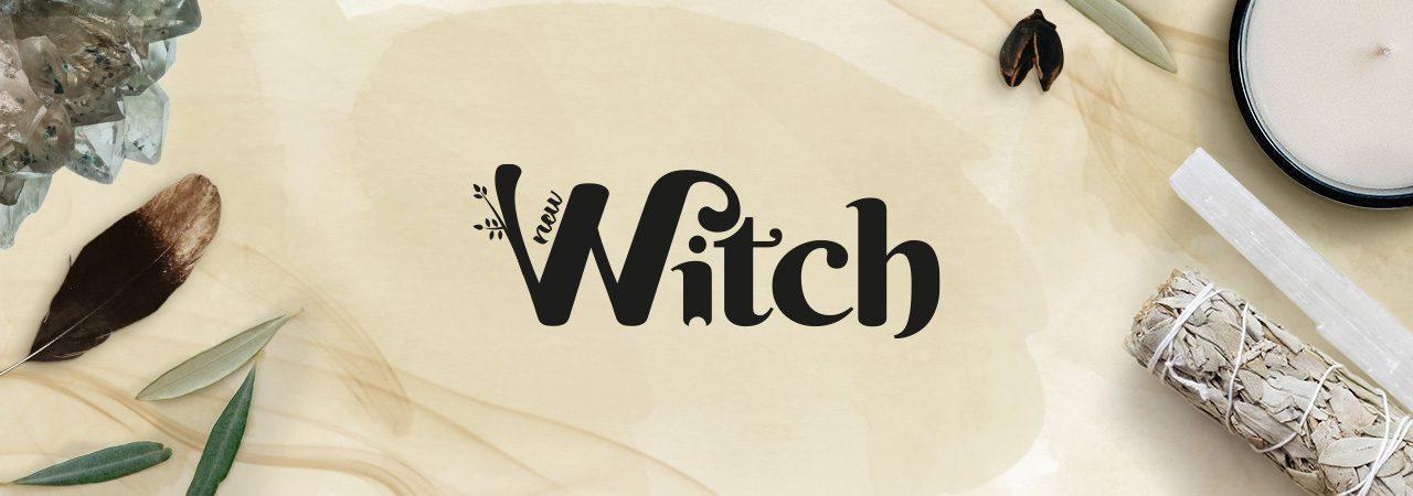 Image de fond dans le theme de la marque New Witch