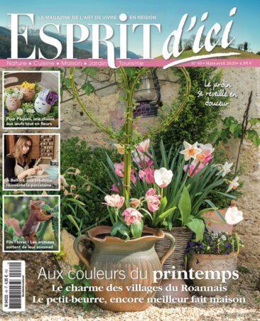 Couverture du magazine Esprit d'ici n°49