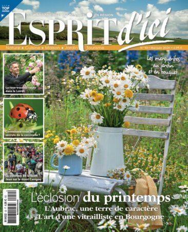 Couverture du magazine Esprit d'ici n°50