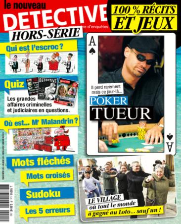 Couverture du magazine 100 % récits et jeux n°2