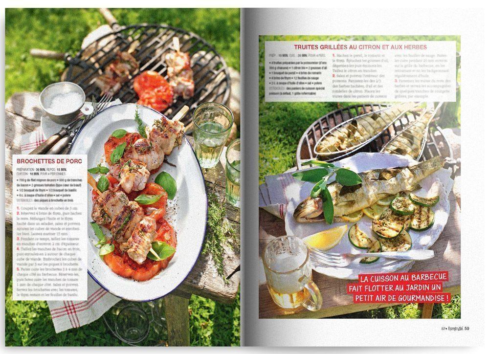 Image de la rubrique Carnet de cuisine