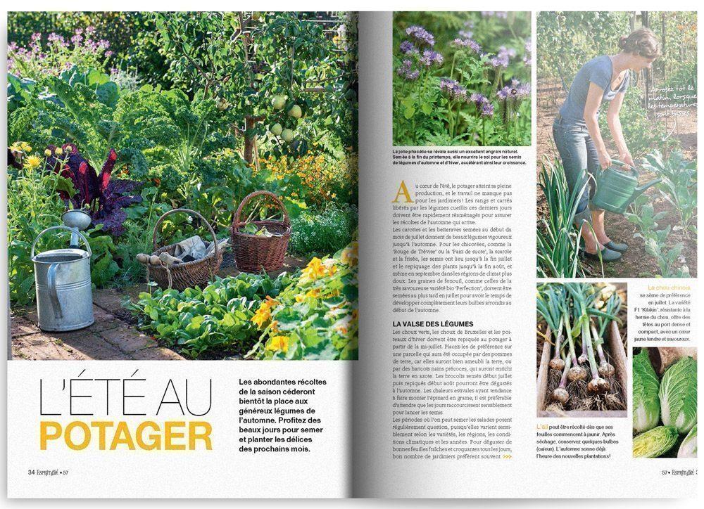 Image de la rubrique Côté jardin