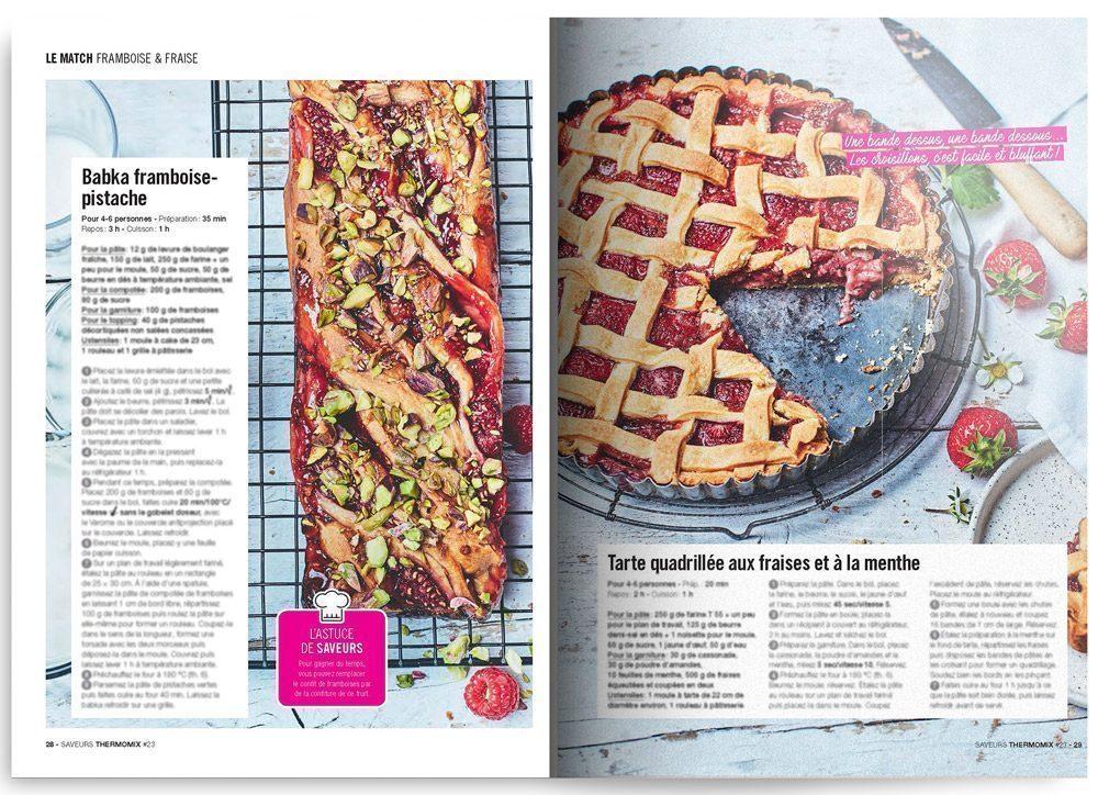 Image de la rubrique Recettes de cuisine