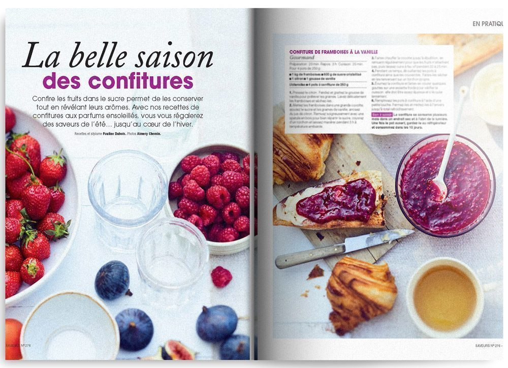 Image de la rubrique Cuisiner