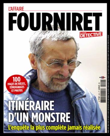 Couverture du magazine L'Affaire Fourniret